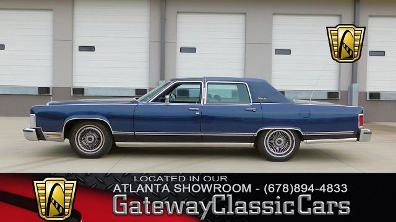 1979 Lincoln Continental for sale 100949650
